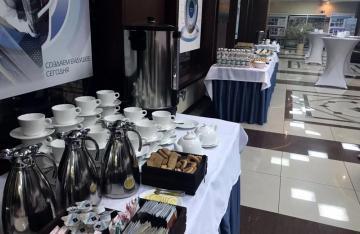 Проведение кофе брейков